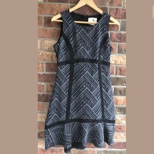 Tabitha Dress 8 Anthropologie Sleeveless